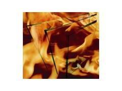 Cesium potassium glass liquid fire
