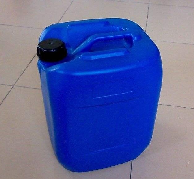 Cesium potassium fireproof fluid